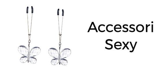 Accessori per seno capezzoli vagina