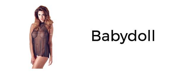 provocanti Babydoll femminili