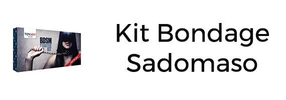 kit sadomaso bondage