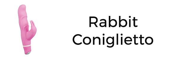 rabbit stimola clitoride con il coniglietto