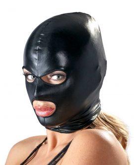 Maschere BDSM di colore nero