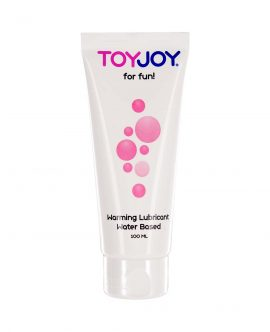 Toyjoy Warming Lube 100ml